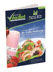 Vita diet  Complete 2 in 1 Dr's Guide & Recipe