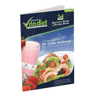 Vita diet  Complete 2 in 1 Dr's Guide & Recipe
