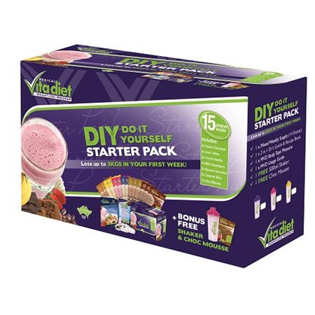 VITA DIET DIY Starter Packs