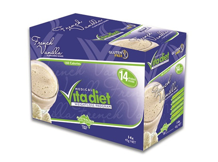 Vita diet  French Vanilla