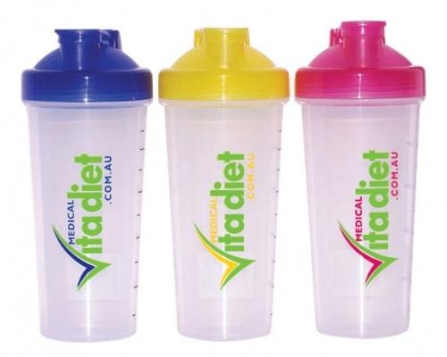 Vita diet  Plastic Shaker 500ml