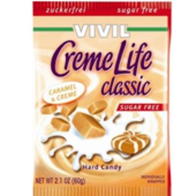 Vivil Creme Life Sweets - Caramel & Crème