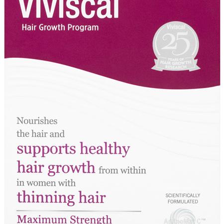 Viviscal Womens Hair Supplement 60 Tablets