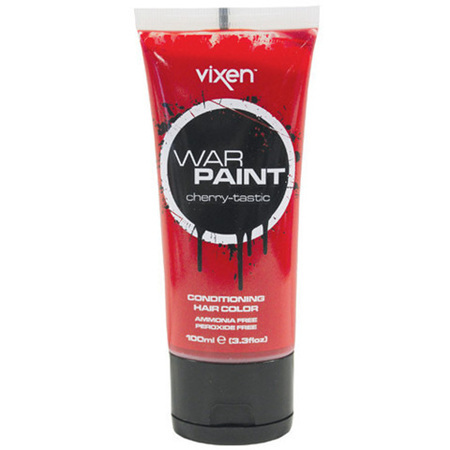 Vixen War Paint Cherry-tastic