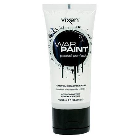 Vixen War Paint Perfect Pastel