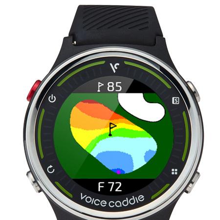 Voice Caddie G1 GPS Watch