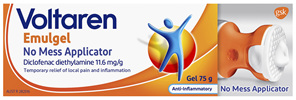 Voltaren Emulgel No Mess Applicator 75g