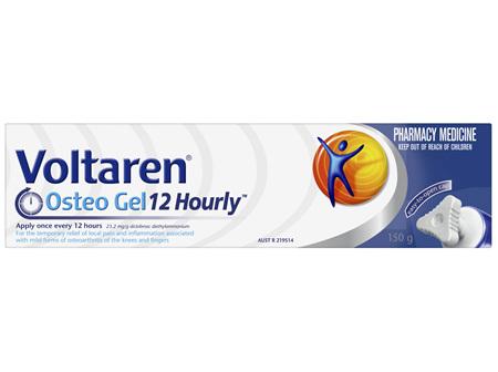 Voltaren Osteo Gel 12 hourly 150g