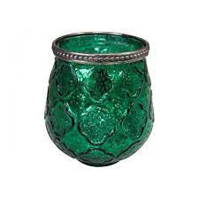 Votive Foil Emerald Small