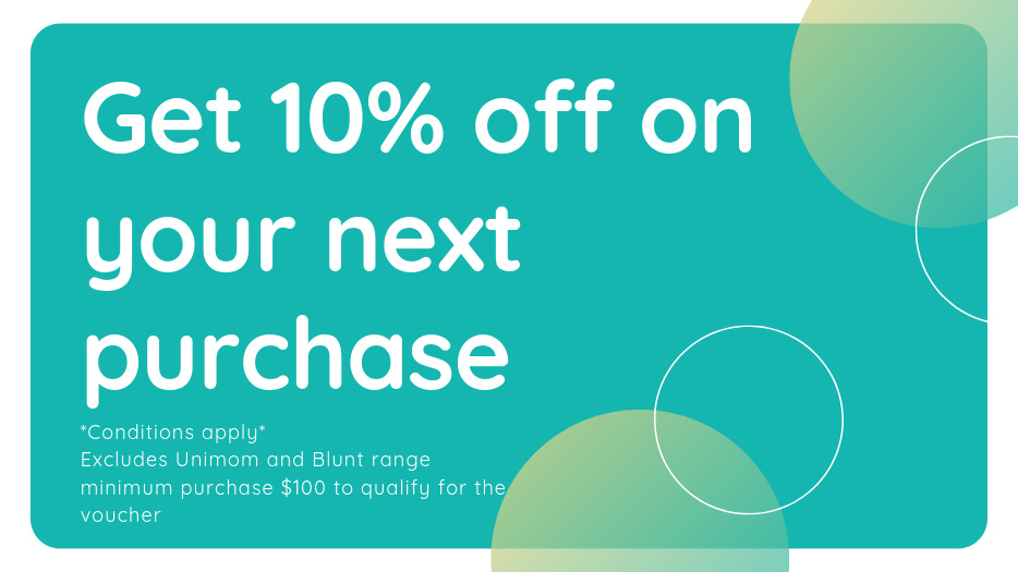 Get a 10% discount on your next purchase!