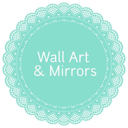 Wall Art & Mirrors