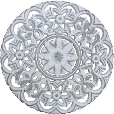 Wall Decor Mandala - Grey Small