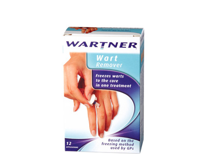 Wartner Wart Treatment Plantar Wart Remover 50ml