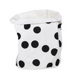 WashPaper Bag Black Spot XL