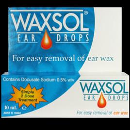 Waxsol Dr Ear 10ml