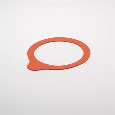 Weck Rubber Ring and Clamp Set