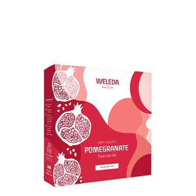 Wel Pomegranate Face Care Set