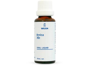 Weleda Arnica 30c liquid 30ml