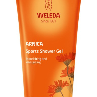 WELEDA Arnica Sports Shower Gel 200ml