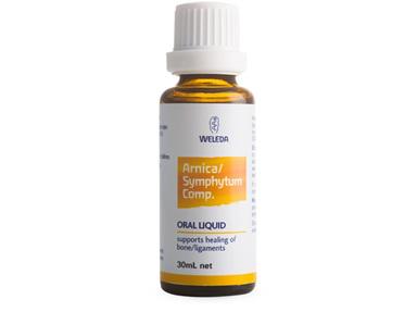 Weleda Arnica Symphytum Comp liquid 30ml