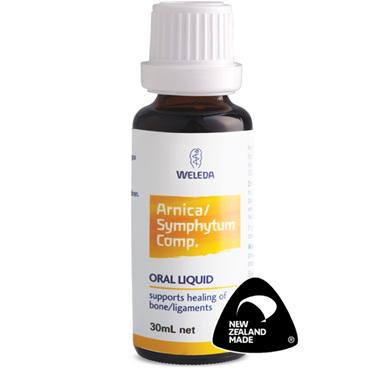 WELEDA Arnica/Symphytum Comp.Drops 30ml