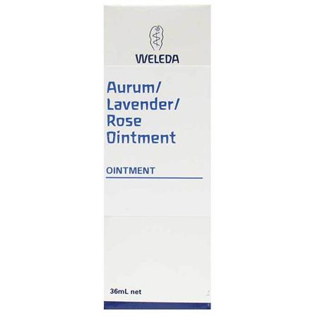 WELEDA Aurum/ Lav/ Rose Oint 36ml