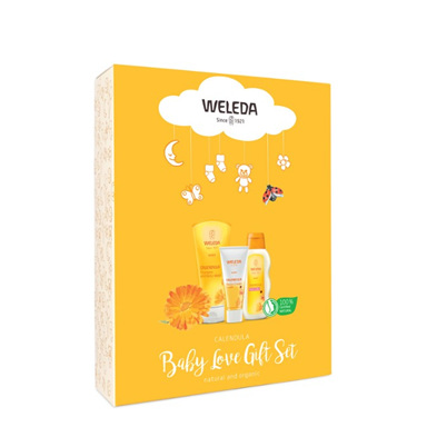 WELEDA Baby Love Gift Set