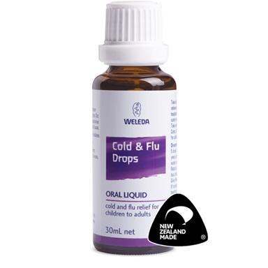 WELEDA Cold & Flu Drops 30ml