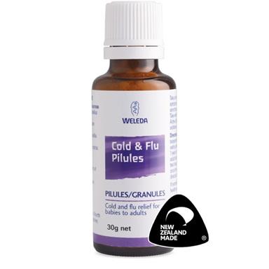 WELEDA Cold & Flu Pilules 30g
