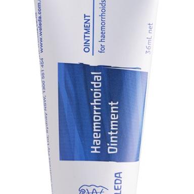 WELEDA Haemorrhoidal Ointment 36ml