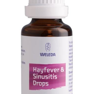 WELEDA Hayfever & Sinusitis Drops 30ml