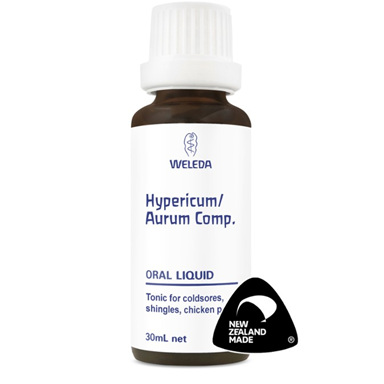 WELEDA Hypericum/Aurum Comp. 30ml