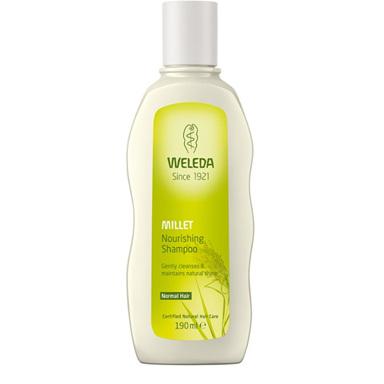 WELEDA Millet Nourishing Shampoo 190ml