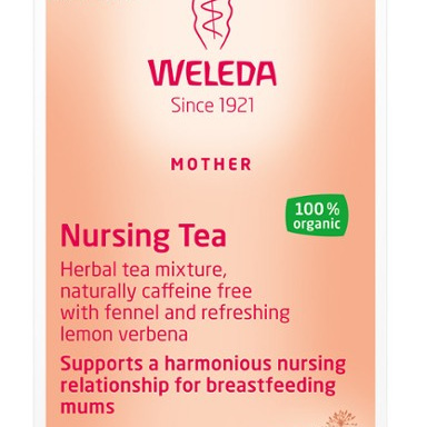 WELEDA Nursing Tea Bags 20