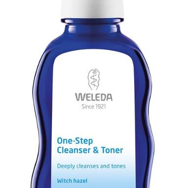 WELEDA One-Step Cleanser & Toner 100ml
