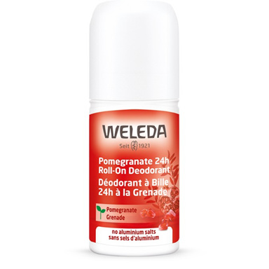 WELEDA Pomegranate 24hr Roll-On Deodorant 50ml