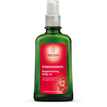 WELEDA Pomegranate Body Oil 100ml