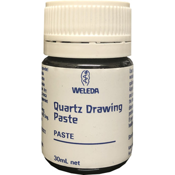 WELEDA Quartz Comp.Drawing Paste 30ml