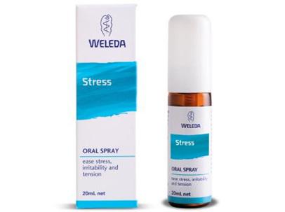 WELEDA Stress Oral Spray, 20Ml
