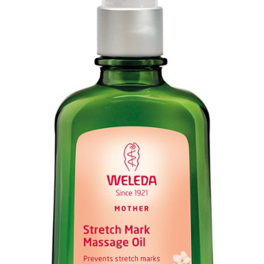 WELEDA Stretch Mark Massage Oil 100ml