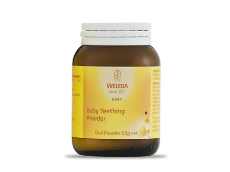 Weleda Teething Powder 60g