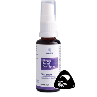 WELEDA Throat Relief Oral Spray 30ml