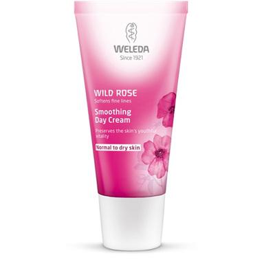 WELEDA Wild Rose Smoothing Day Cream 30ml