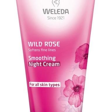 WELEDA Wild Rose Smoothing Night Cream 30ml