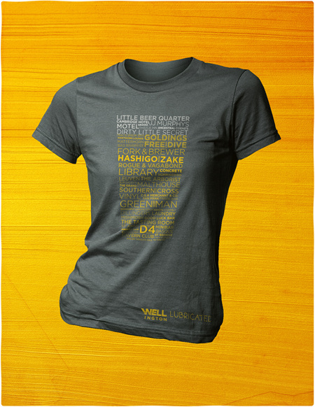 WELL Lubricated - Wellington Women's T-Shirt