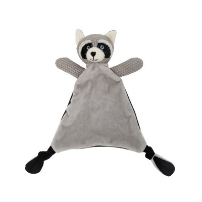 Wild One Raccoon Comforter