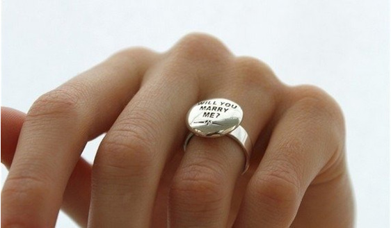 Wilshi® Button Ring