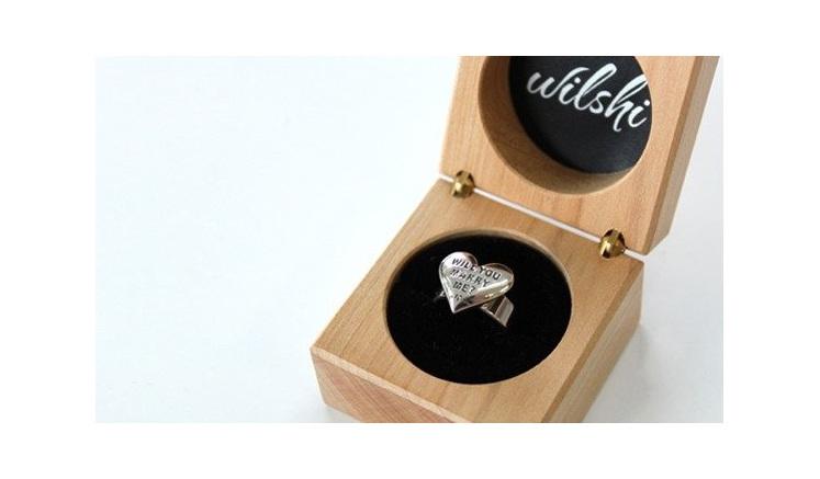 Wilshi® Heart Ring