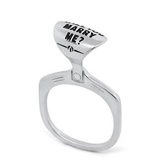 Wilshi® Tear Tab Ring