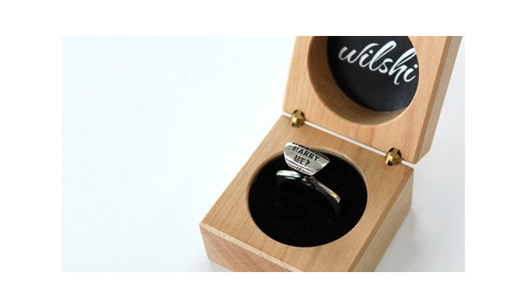 Wilshi® Tear Tab Ring